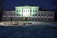 Pałac Jedlinka o każdej porze dnia i roku